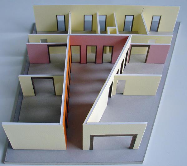 Ontwerp Huis Togo 2012