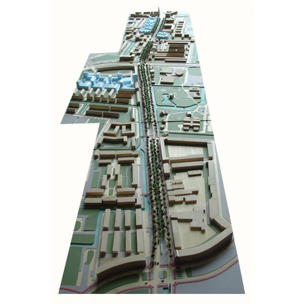 idee herinrichting Loosduinse vaart Den-Haag 2013