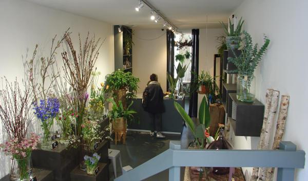 verlichting Bloemenwinkel Fleur- Rotterdam 2016