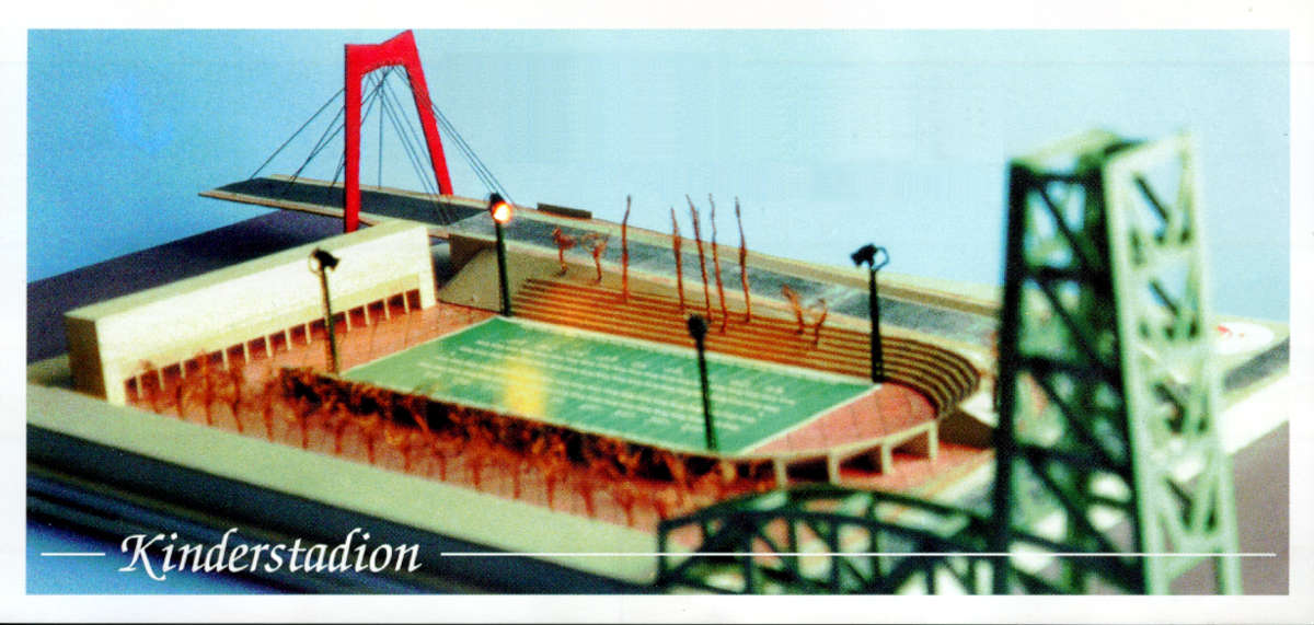 Idee Kinderstadion Rotterdam 1998