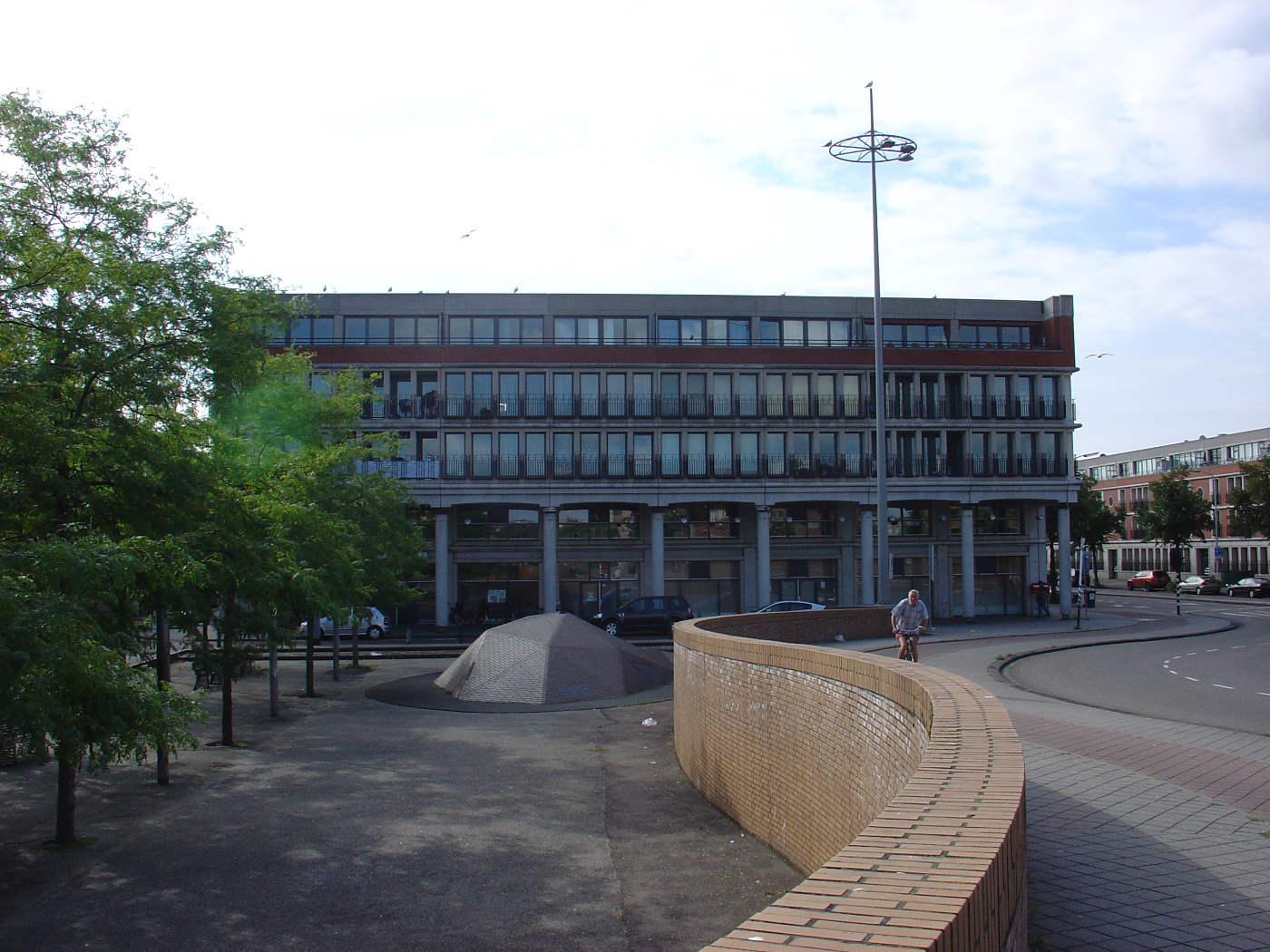 Vaillantplein  Den-Haag 2006