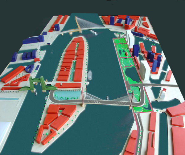 idee Centraal Park Rotterdam 2005