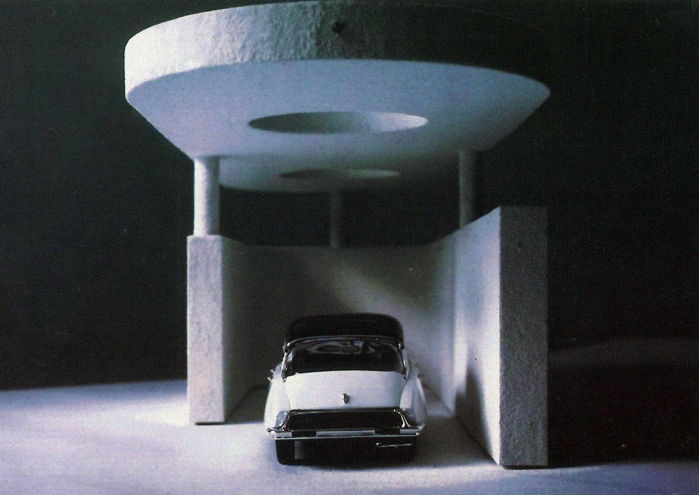 idee object met mooiste auto van de wereld 1997