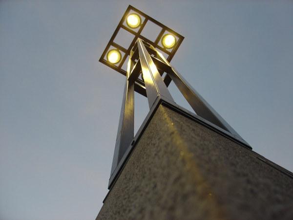 lichtmasten Plein 1992 Maastricht 2001